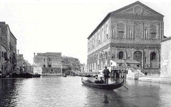Heritage scuola grande della misericordia di venezia for Scuola sansovino venezia