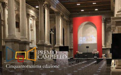 Presentazione della cinquina finalista al Premio Letterario Campiello 2020