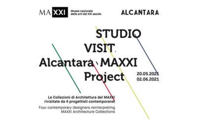Studio Visit – Alcantara – MAXXI Project